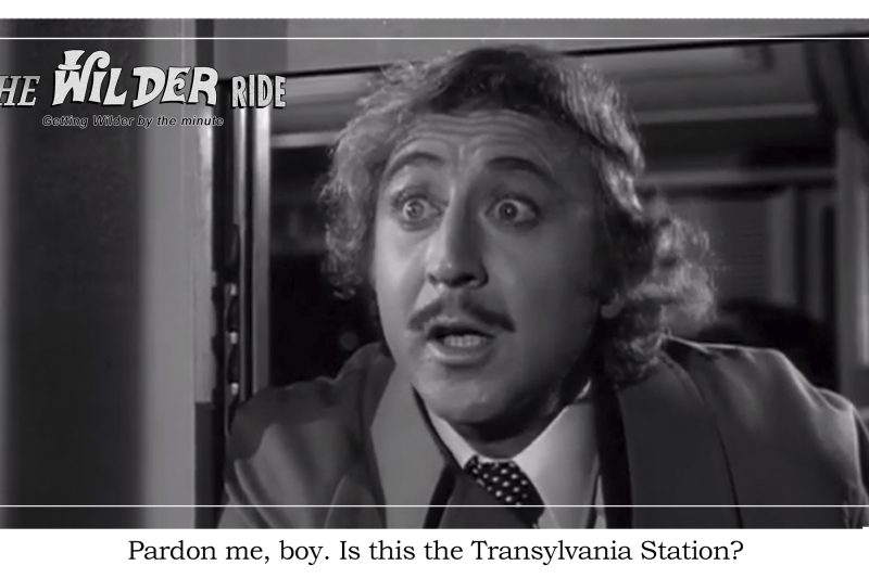 Young Frankenstein Episode 15: Pardon me boy, is this the Transylvania Station?