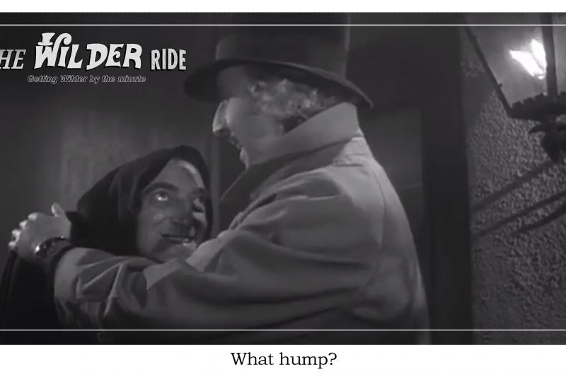 Young Frankenstein Episode 17: What hump?