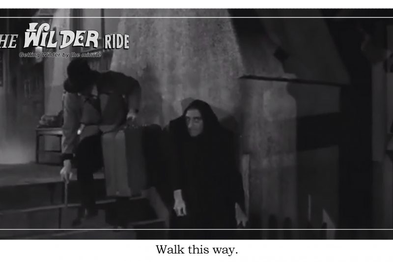 Young Frankenstein Episode 18: Roll, roll, roll in ze hay!
