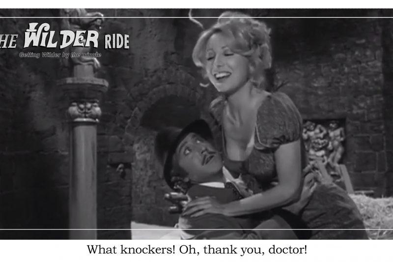 Young Frankenstein Episode 20: I am Frau Blucher! (horse whinny)