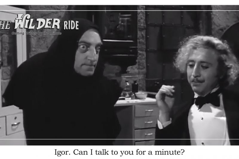 Young Frankenstein Episode 57: How to trick your kids into telling you the truth