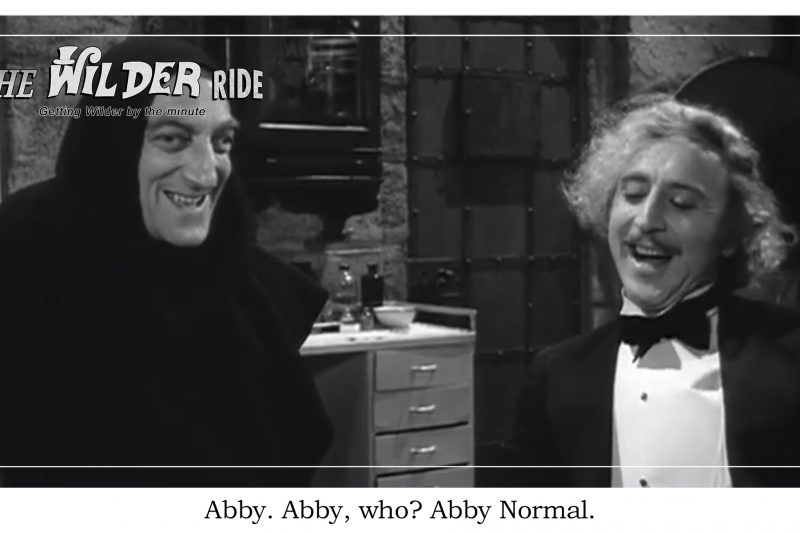 Young Frankenstein Episode 58: Everyone knows the Abby Normal joke