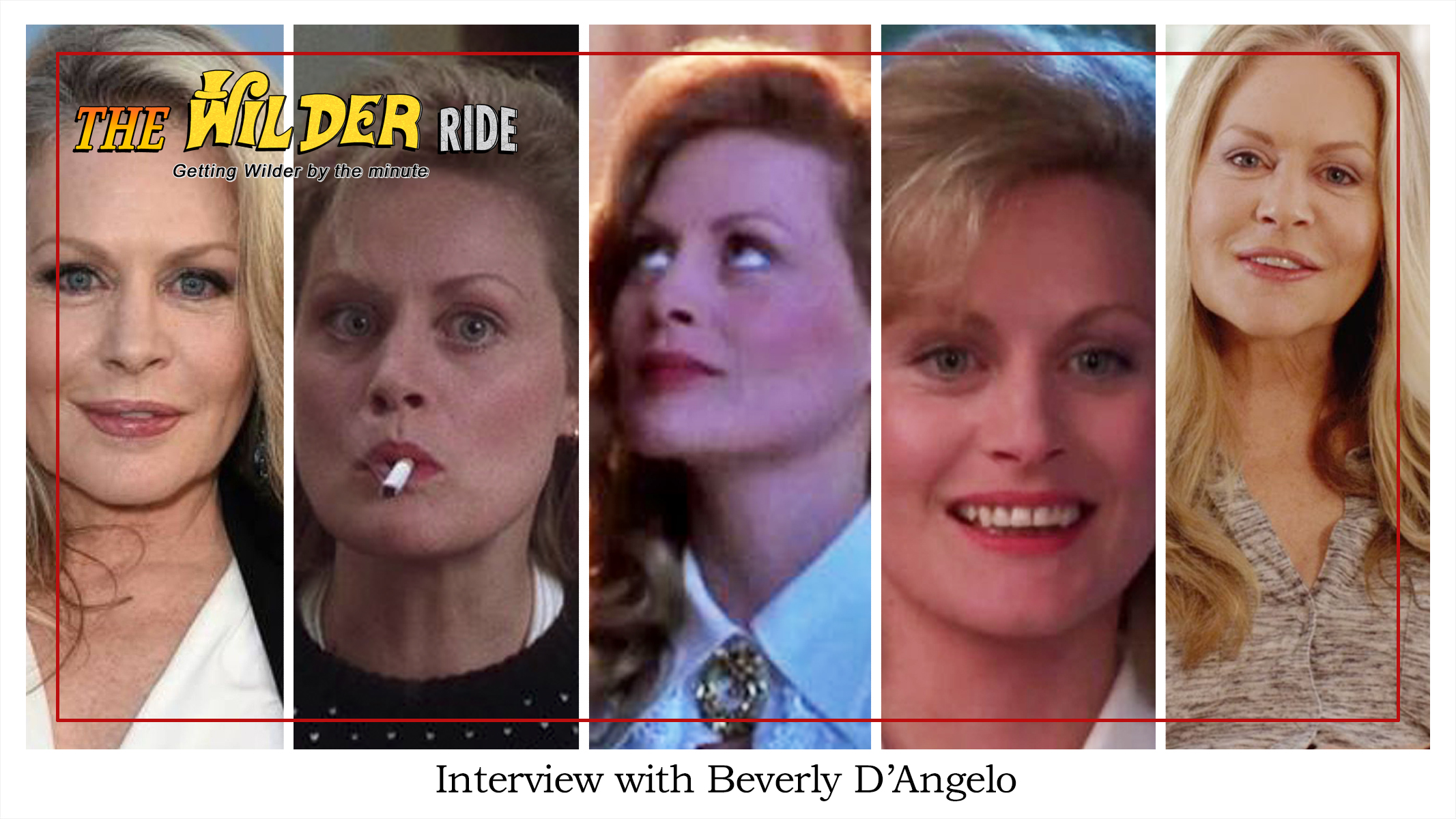 Interview with Beverly D'Angelo