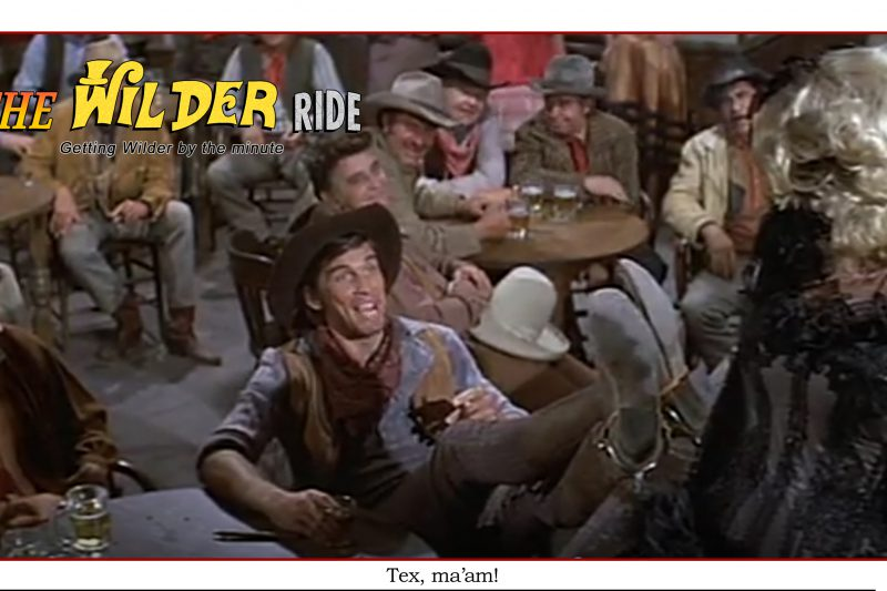 Blazing Saddles Episode 56: Tex, ma'am