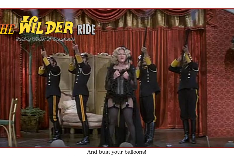 Blazing Saddles Episode 57: And bust your balloons