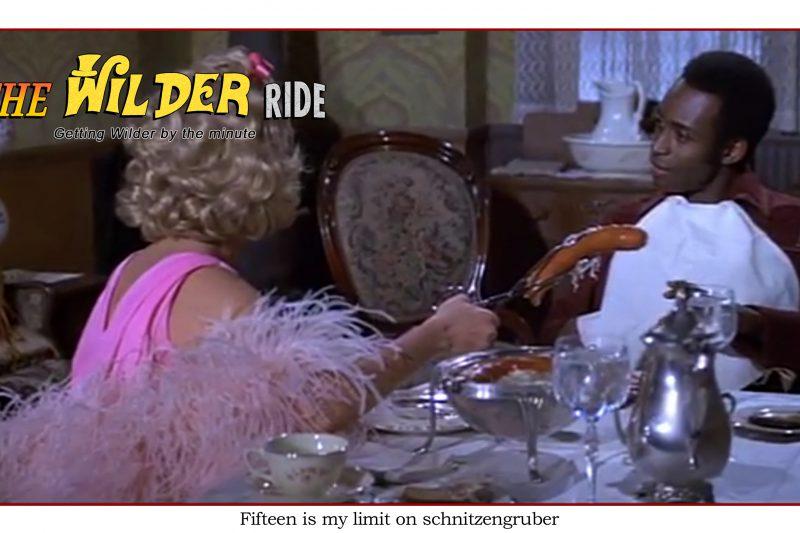 Blazing Saddles Episode 61: Fifteen is my limit on schnitzengruber