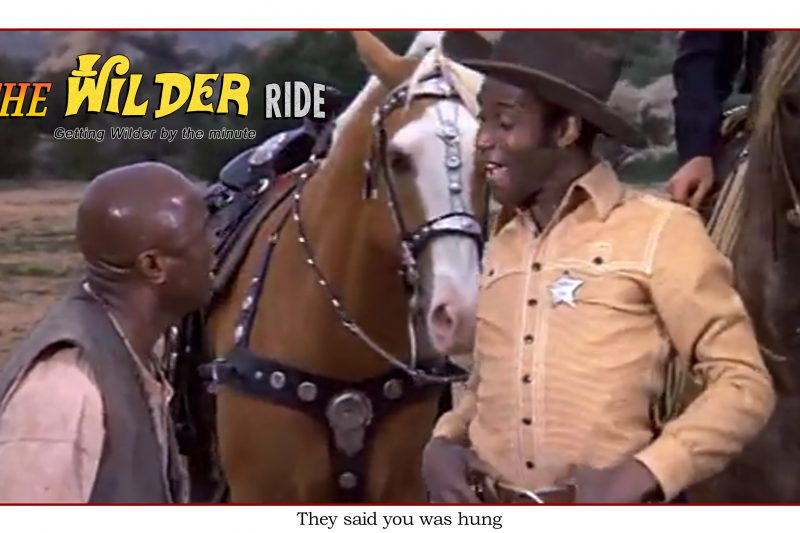 Blazing Saddles Episode 65: They said you was hung