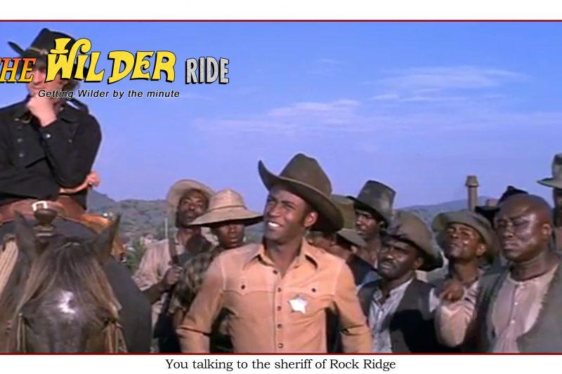 Blazing Saddles Episode 66: Watch that boy, sh*t, redneck