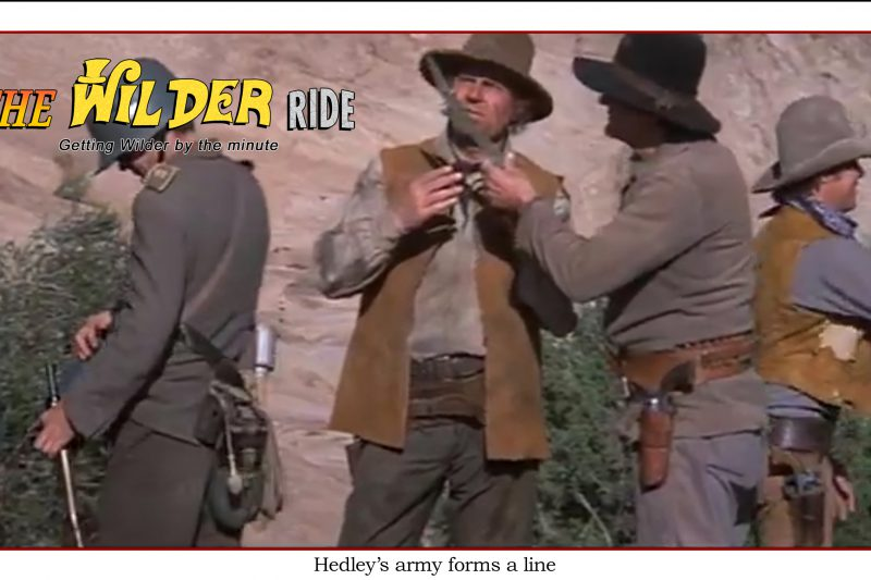 Blazing Saddles Episode 71: Hedley's Army