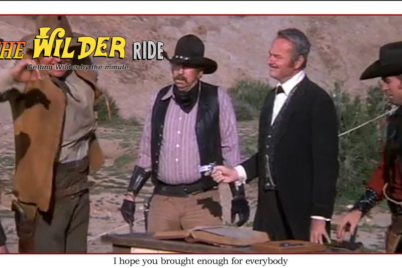 Blazing Saddles Episode 72: I hope you brought enough for everybody