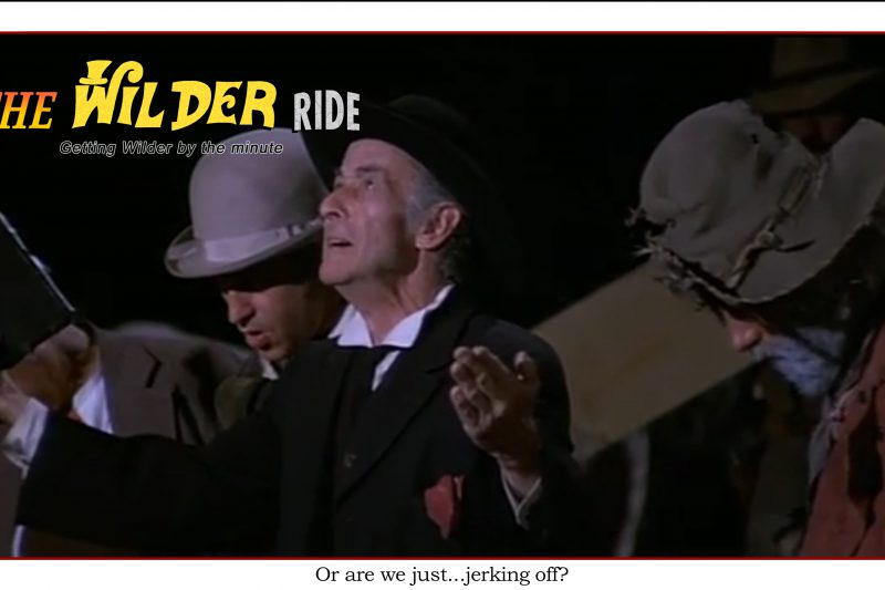 Blazing Saddles episode 77: Or are we just jerking off?