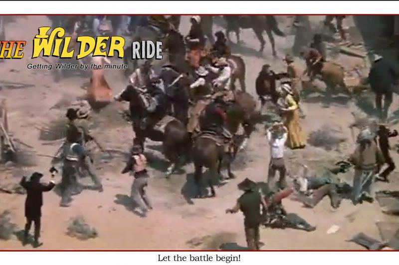 Blazing Saddles episode 83: Let the battle begin!