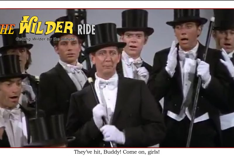 Blazing Saddles episode 86: Come on girls!