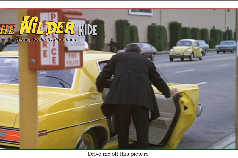 Blazing Saddles episode 88: Drive me off this picture