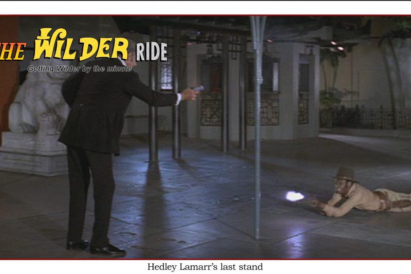 Blazing Saddles episode 89: OK Lamarr, go for your gun!