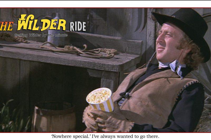 Blazing Saddles epsiode 91 – Nowhere special