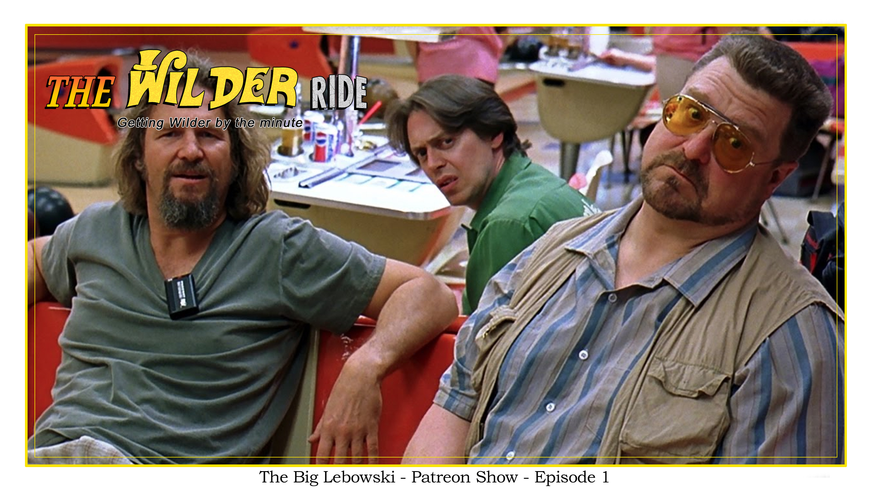 The Big Lebowski - The Dude, Donny and Walter