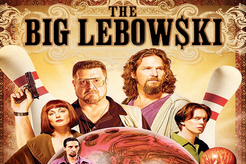 The Big Lebowski - Poster art
