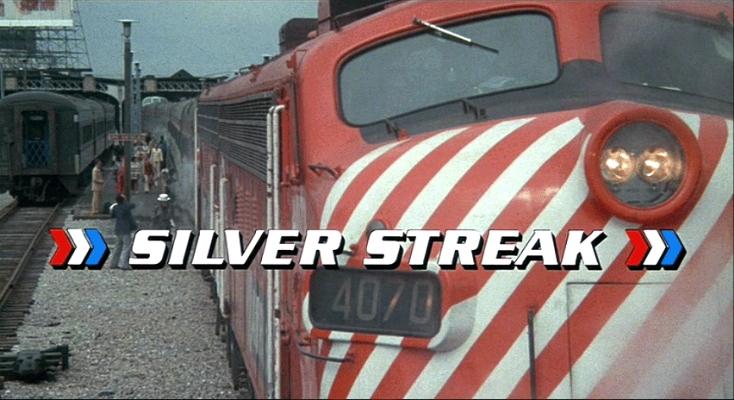 Silver Streak Title